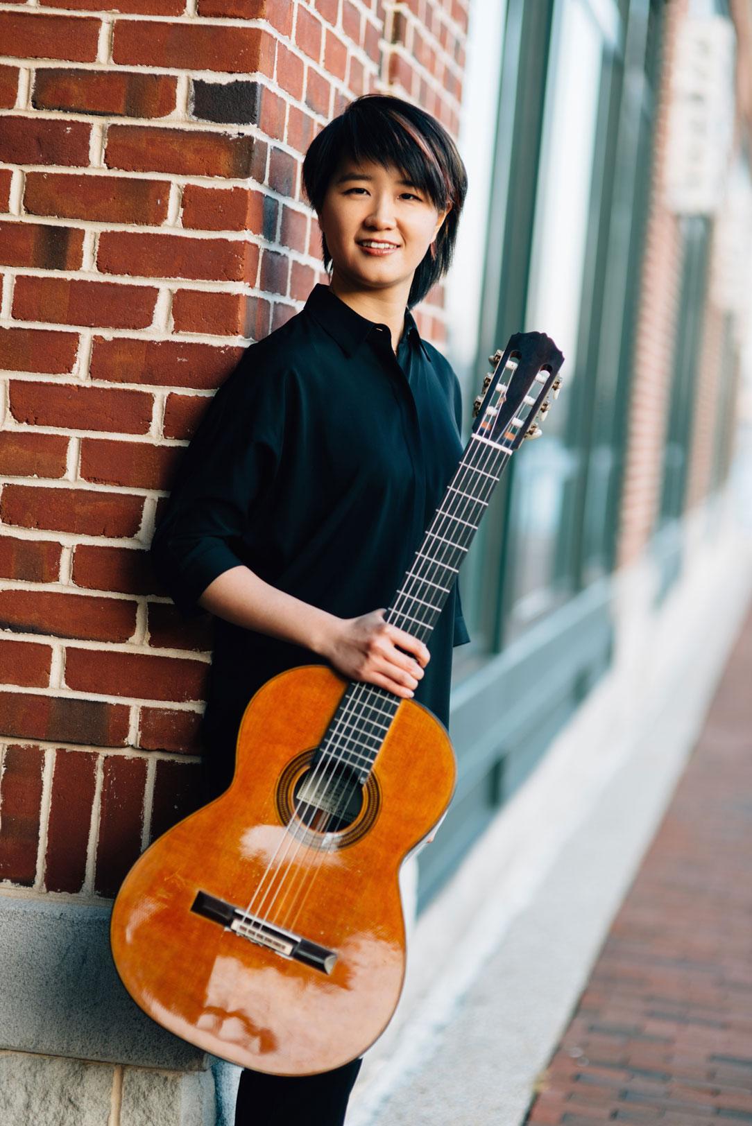 Parkening International Guitar Competition Lisa Smith