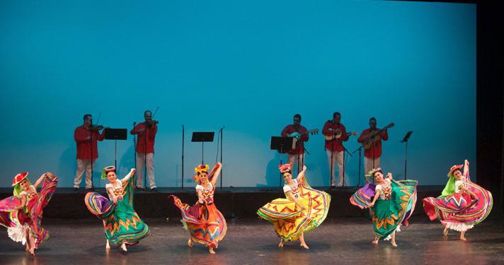 Pacifico Dance Company, April 2019