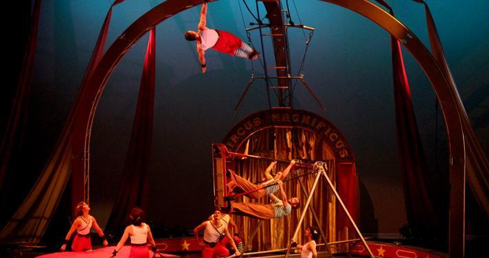 Cirque Mechanics, October 2018