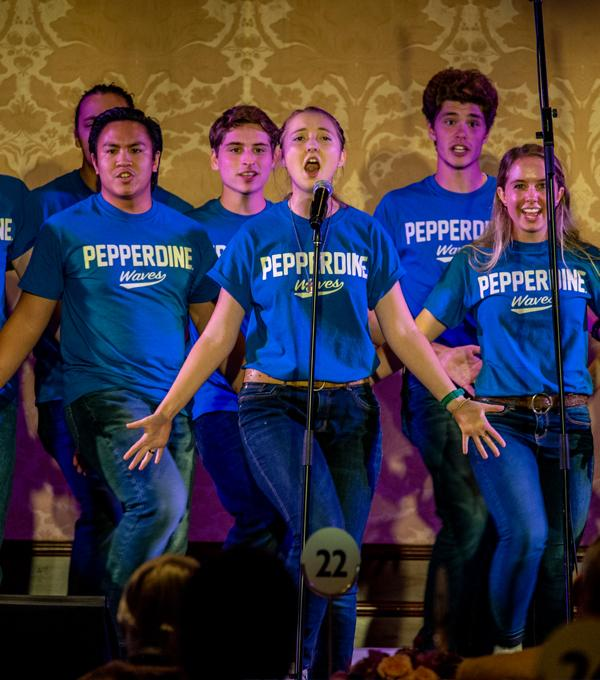 Pepperdine Theatre: Fine Arts Cabaret