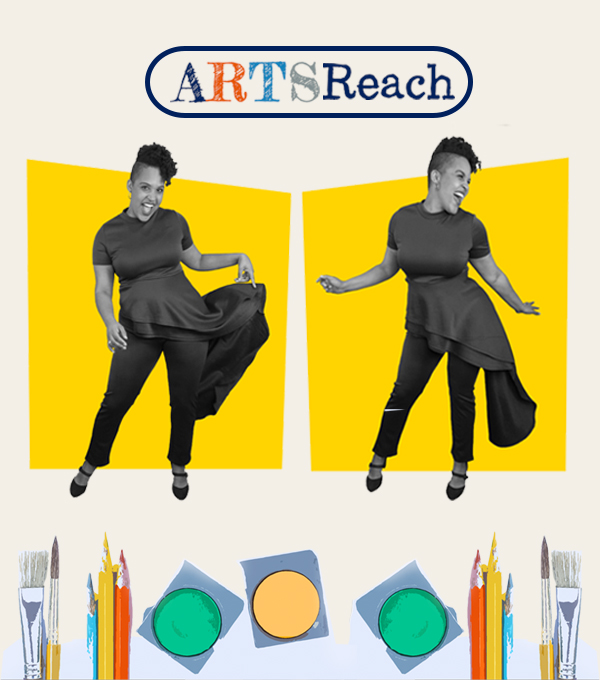 ARTSReach: Jazzy Ash & Black History Month