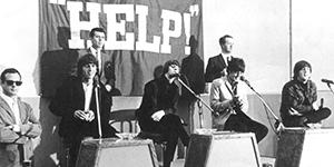 Bob Eubanks' Backstage with the Beatles, featuring Ticket to Ride