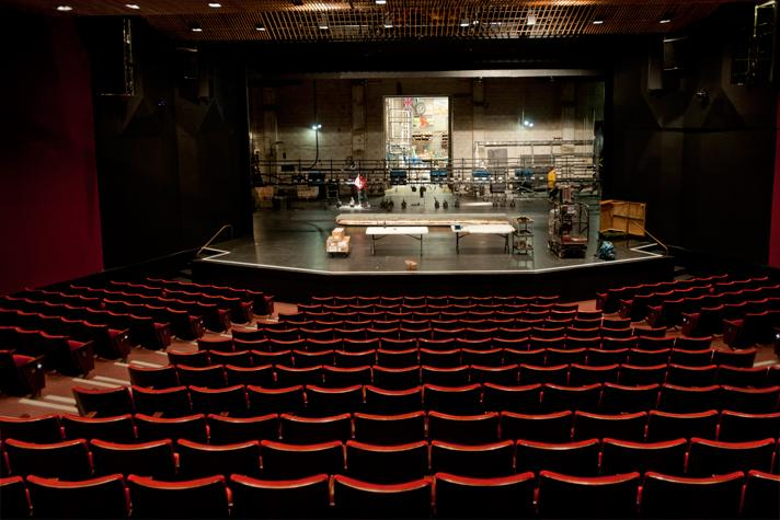 Smothers Theatre